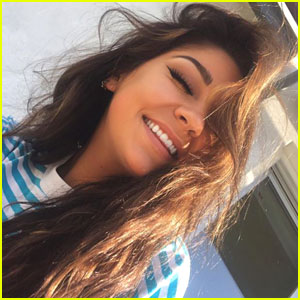 Andrea Russett is 'SO Here' for Taylor Swift Putting Her Music Back on Spotify