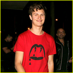 Ansel Elgort's 'Baby Driver' Audition Inspired a Scene!