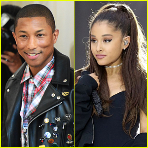 Pharrell Says Ariana Grande's New Album is 'Amazing' & No One is Surprised