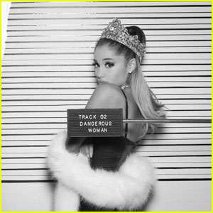 Ariana Grande is Auctioning Off her Glitzy 'Dangerous Woman' Tiara