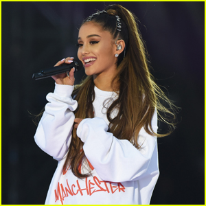 Ariana Grande Dedicated a Tattoo to Manchester After Her Benefit Concert