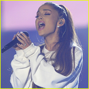 Ariana Grande Drops 'Over the Rainbow' to Raise Money for Manchester Victims