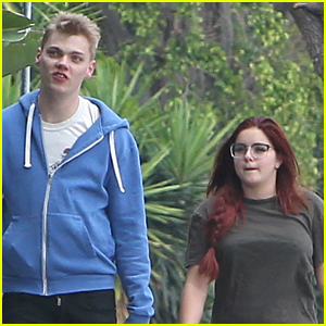 Ariel Winter's Boyfriend Levi Meaden Gave Her the Sweet Surprise!