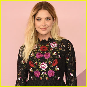 Ashley Benson is Taking a Mini-Break After 'Pretty Little Liars'