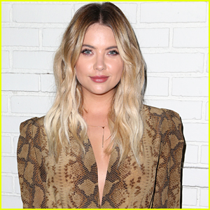 Ashley Benson Joins the Slew of Celebrities Who Are Obsessed With 'Wonder Woman'