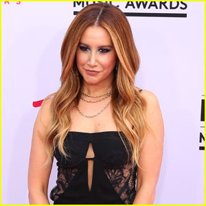 You'd Never Guess This Cute Throwback Pic Was Ashley Tisdale