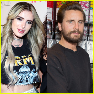 Bella Thorne is Still 'Having Fun' with Scott Disick - Report