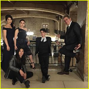 Cameron Boyce, Booboo Stewart & 'Descendants 2' Cast Teach a 'Master Class' in Canada