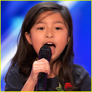 Celine Tam, 9, Wows with 'My Heart Will Go On' During 'AGT' Audition - Watch Now!