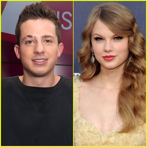 Charlie Puth Listening to Old-School Taylor Swift is All of Us