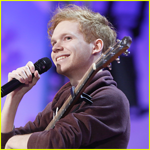 AGT Singer Chase Goehring Was Inspired By Two Very Different Musicians For His Music Style
