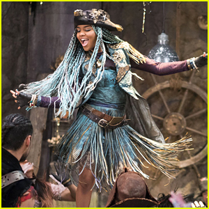 We Can't Get China Anne McClain's 'Descendants 2' Song Out of Our Heads - Lyric Video!