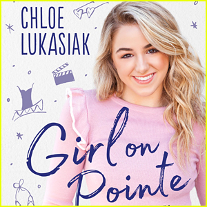Chloe Lukasiak Debuts 'Girl On Pointe' Book Cover!