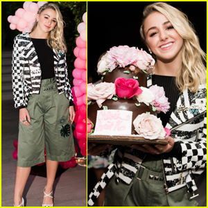 EXCLUSIVE: Chloe Lukasiak Takes Us Inside Her Super Sweet 16 Bash!