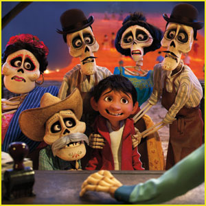 'Coco' Gets A Cute New Trailer - Watch Now!