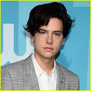 Cole Sprouse Puts Pantyhose Over His Head For Interesting New Photo Shoot
