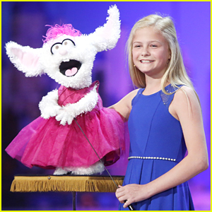 AGT's Darci Lynne Farmer Was Definitely Nervous Before Her Audition