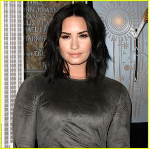 Demi Lovato Pens a Heartfelt Love Letter to the LGBTQ Community