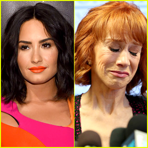 Demi Lovato Reignites Kathy Griffin Feud, Slams Her for Playing the Victim