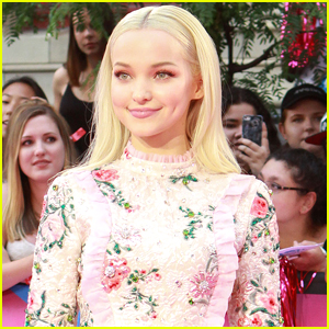Dove Cameron Makes a Point About 'Heterosexual Pride Day' on Twitter