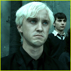 Draco Malfoy Was Just Redeemed in 'Harry Potter & Deathly Hallows' Throwback Clip