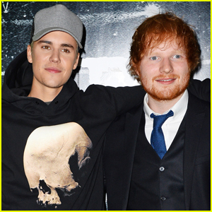 Ed Sheeran Says Justin Bieber Was 'Really Cool' About The Time He Hit Him With a Golf Club