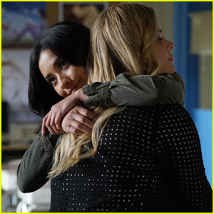 Prepare to Be Surprised By Emison's Baby Daddy on 'Pretty Little Liars'