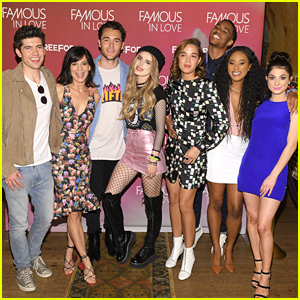 The 'Famous in Love' Cast Is Super Close, Star Niki Koss Reveals
