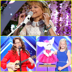 Grace VanderWaal Reminisces About Her AGT Golden Buzzer Moment