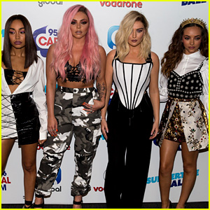 Little Mix's Jesy Nelson Looks Fierce with Pink Hair at Summertime Ball!