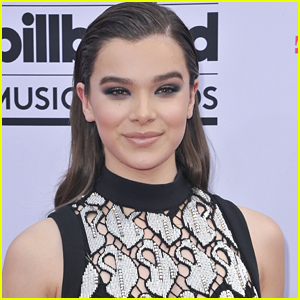 Hailee Steinfeld Celebrates 'Starving' Going Double Platinum in the U.S.