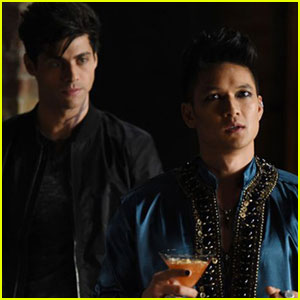 Will Shadowhunters' Magnus Lean on Alec? Harry Shum Jr. Spills!