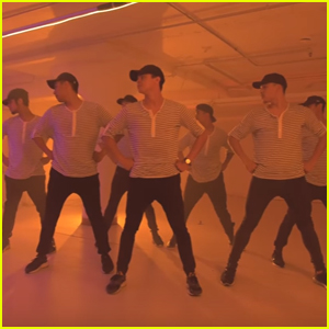 Meet Ian Eastwood & The Young Lions Ahead of 'World of Dance' Tonight!
