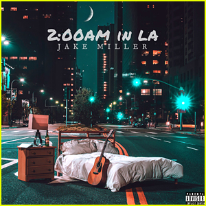Jake Miller Drops Self-Produced Album '2:00AM in LA' - Download & Stream!