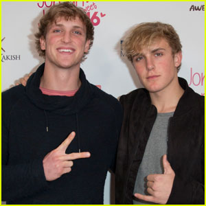Logan Paul Says Beef With Brother Jake Over Diss Track Was Real