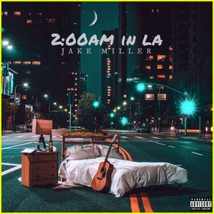 Jake Miller Announces New Album '2:00 AM in LA'