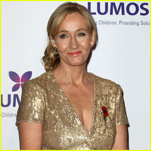 J.K. Rowling Marks Harry Potter's 20th Anniversary With Special Message to Fans