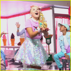 JoJo Siwa's New Music Video for 'Kid in a Candy Store' is Out Now!