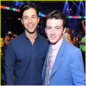 Josh Peck is Over Answering the Question 'Where's Drake [Bell]?'