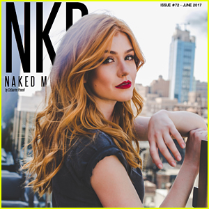 Katherine McNamara Was So Nervous About Being Accepted as Clary By the 'Shadowhunters' Fandom