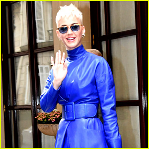 Katy Perry Unveils Song Titles for 'Witness' Album!