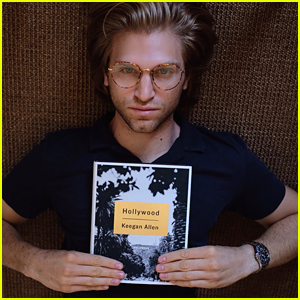 Keegan Allen Announces Brand New Photo Book 'Hollywood'