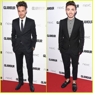 Liam Payne Suits Up For Glamour UK's Women of the Year Awards