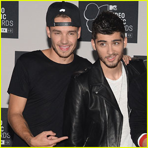 Liam Payne Namechecks Zayn in His Speech; Fans Have Mixed Reactions