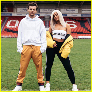 Louis Tomlinson Announces Brand New Single with Bebe Rexha