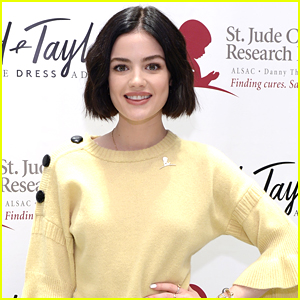 Tyler Posey, Bella Thorne, & More Celebs Who Are Wishing Lucy Hale a Happy Birthday