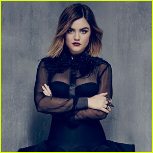 Lucy Hale Joins the Other Liars in Paying Tribute to 'PLL' Before Finale