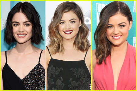 Lucy Hale is Open to Shaving Her Head!