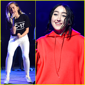 Miley Cyrus Proves She's Noah's Biggest Fan!