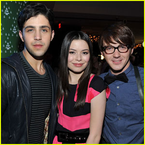 Miranda Cosgrove Reacts to Drake Bell & Josh Peck's Feud Over Wedding Invites